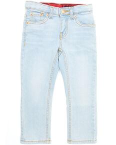 Levi's Toddler Boys' 511 Light Wash Flex Stretch Slim Fit Jeans  , Grey, hi-res