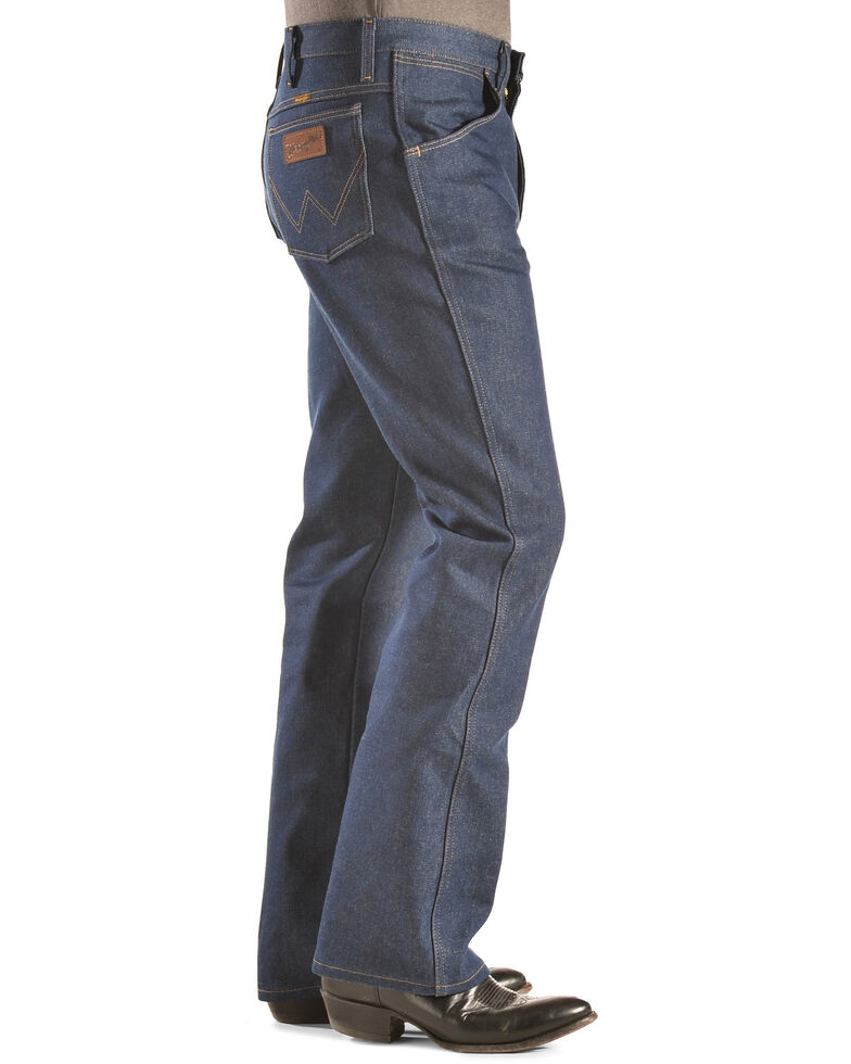 Wrangler 935 Cowboy Cut Rigid Slim Fit Jeans, Indigo, hi-res