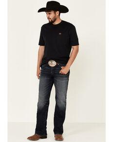 Cody James Core Men's Six Shooter Regular Stretch Bootcut Jeans , Blue, hi-res
