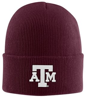 Carhartt Texas A&M Aggies Cap, Burgundy, hi-res