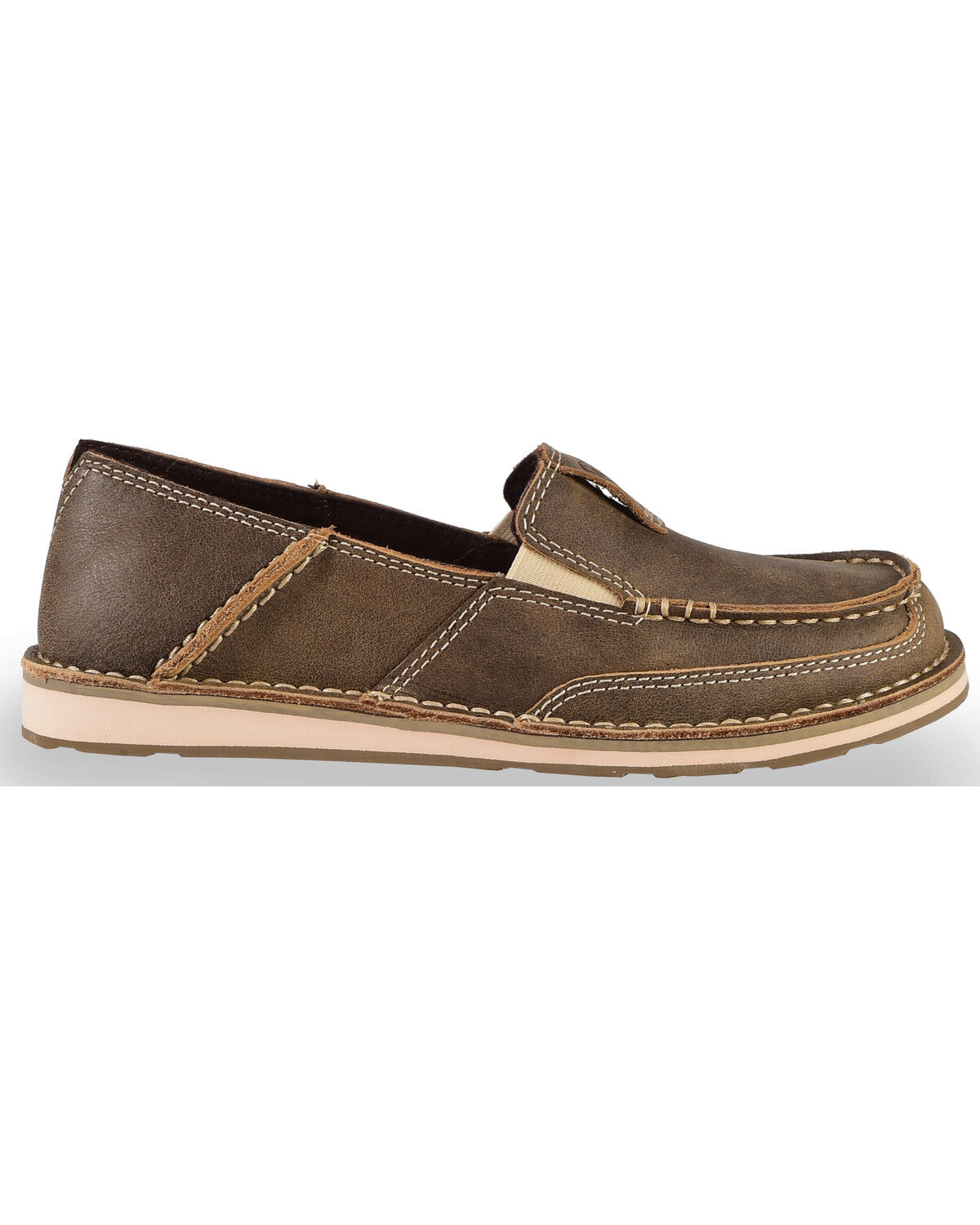 Brown Bomber Cruiser Shoes