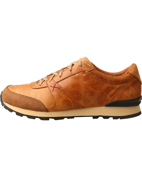 Twisted X Men's Tan Western Athleisure Shoes , Tan, hi-res