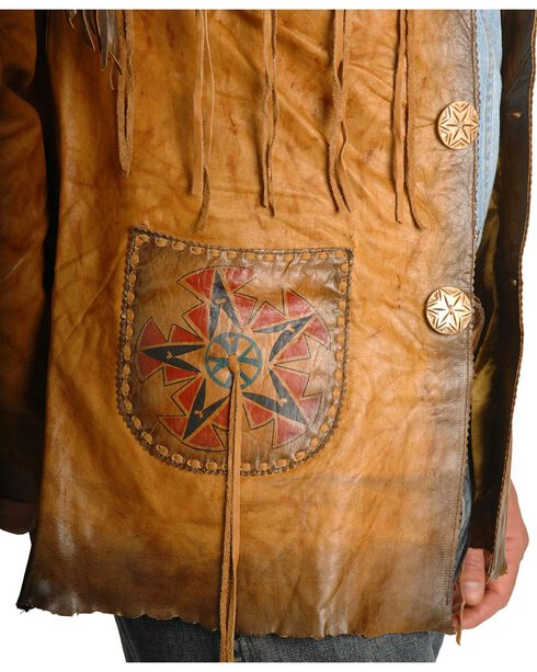 Kobler Maricopa Leather Jacket, Beige, hi-res
