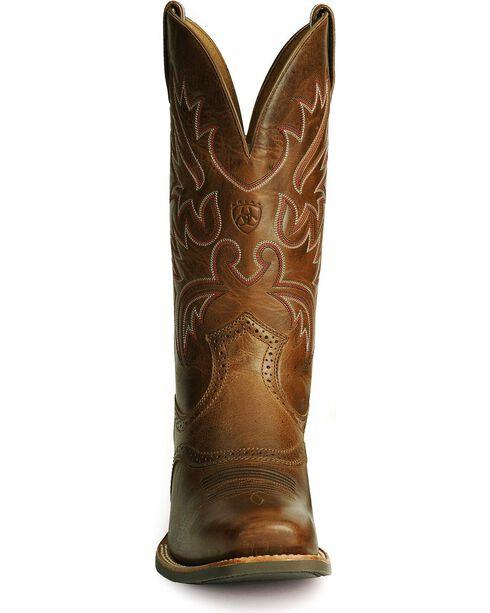Ariat Legend Cowboy Boots, Russet, hi-res