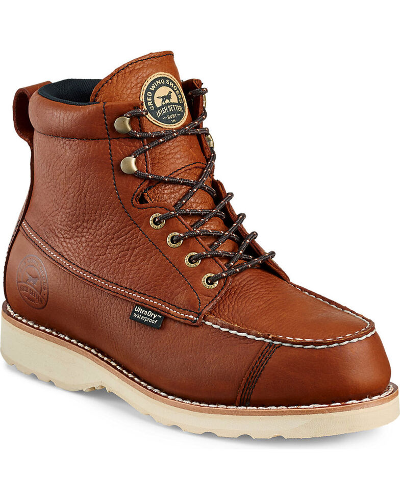Irish Setter by Red Wing Shoes Men's Wingshooter UltraDry 7