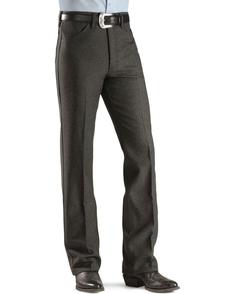 Wrangler Wrancher Dress Jeans , Hthr Charcoal, hi-res