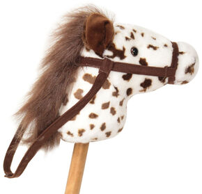 Aurora Scout Pinto Giddy Up Stick Horse, No Color, hi-res