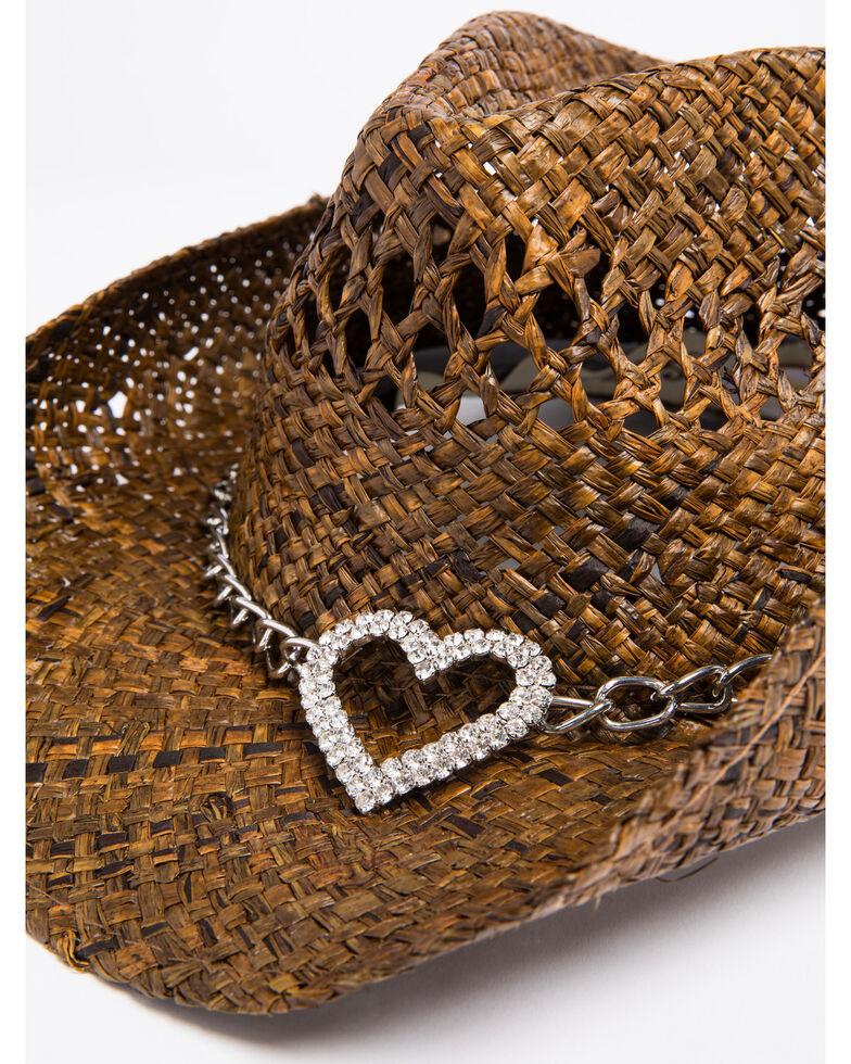4bbb3f62b Shyanne Women's Dark Heart Cowgirl Hat
