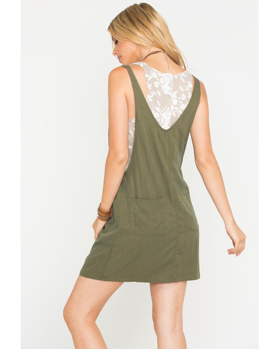 Sage the Label Women's Olive Lovestoned Dress , Olive, hi-res