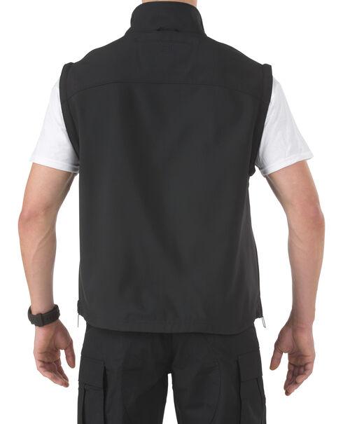 5.11 Valiant Softshell Jacket, Black, hi-res