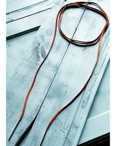 Jewelry Junkie Women's Boho Leather Lariat Necklace , Brown, hi-res