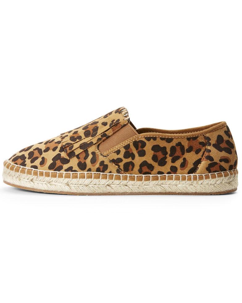 Ariat Women's Unbridled Joy Leopard Print Shoes, Leopard, hi-res