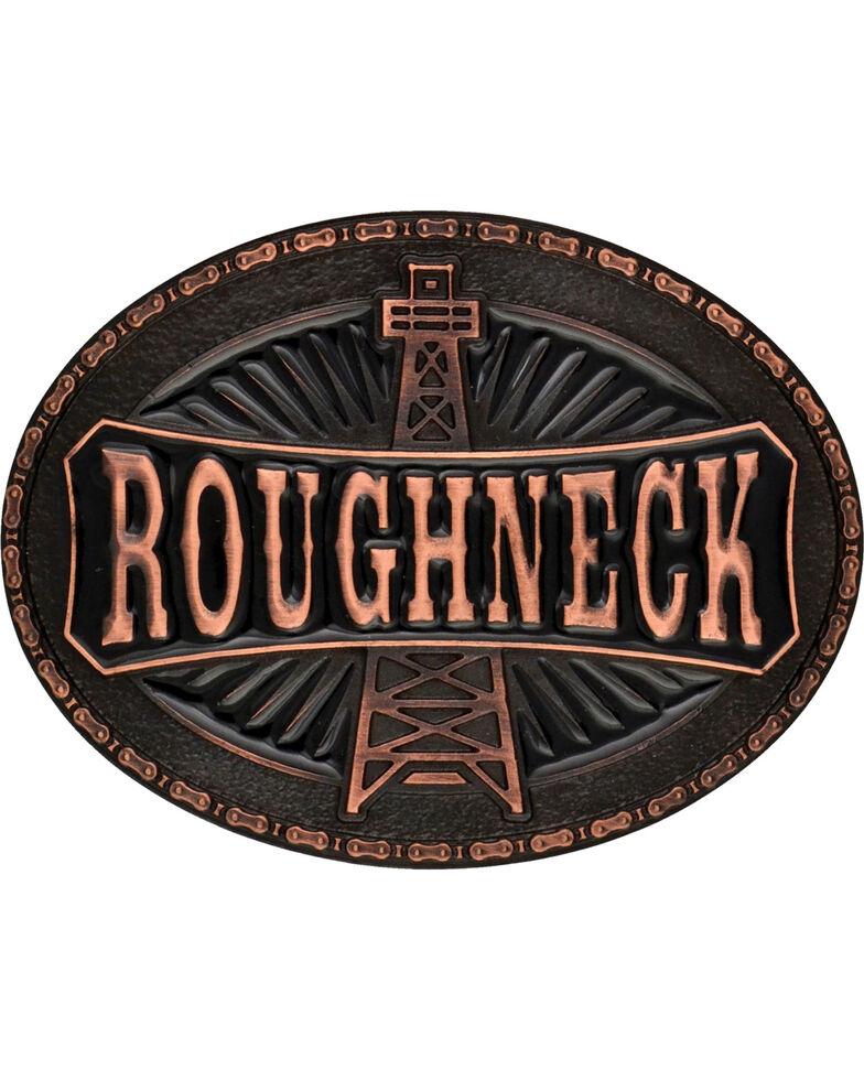 Montana Silversmiths Mens Copper Tone Roughneck Marquee Attitude