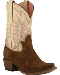 Junk Gypsy by Lane Chocolate Dirt Road Dreamer Boots - Snip Toe, Chocolate, hi-res