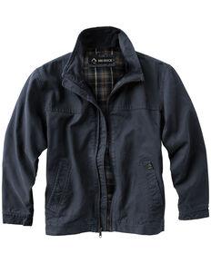 Dri Duck Men's Maverick Work Jacket - Big and Tall , Navy, hi-res