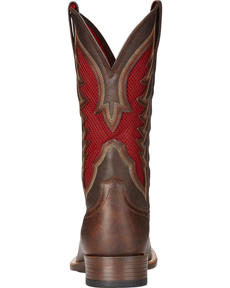 a7c83fce712 Ariat Men's VentTEK Ultra Quickdraw Cowboy Boots - Square Toe