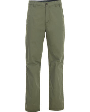 Woolrich Men's Vista Point Echo Rich Pants, Green, hi-res
