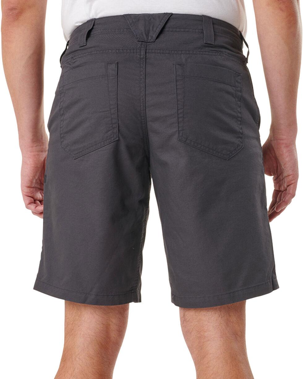 5.11 Tactical Men's Terrain Shorts , Charcoal, hi-res