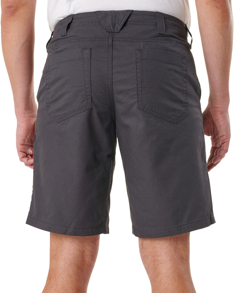 04b5797e71 Zoomed Image 5.11 Tactical Men's Terrain Shorts , Charcoal, hi-res