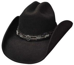 4e8f6f5f75d Bullhide PassThe Buck Wool Cowboy Hat