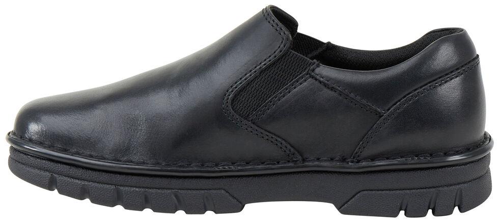 Eastland Men's Black Newport Slip On Shoes, Black, hi-res