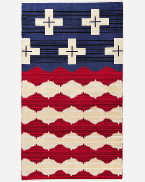 Pendleton Brave Star Spa Towel , Multi, hi-res