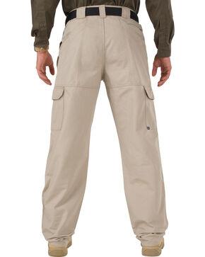 5.11 Tactical Pants - Cotton - Unhemmed - Big Sizes (46-54), Khaki, hi-res