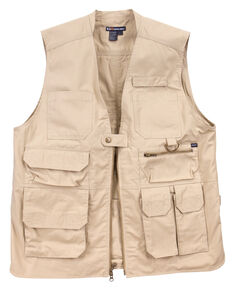 5.11 Tactical Men's Taclite Pro Vest, Khaki, hi-res