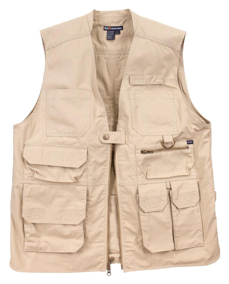 5.11 Tactical Men's Taclite Pro Vest, Khaki, hi-res