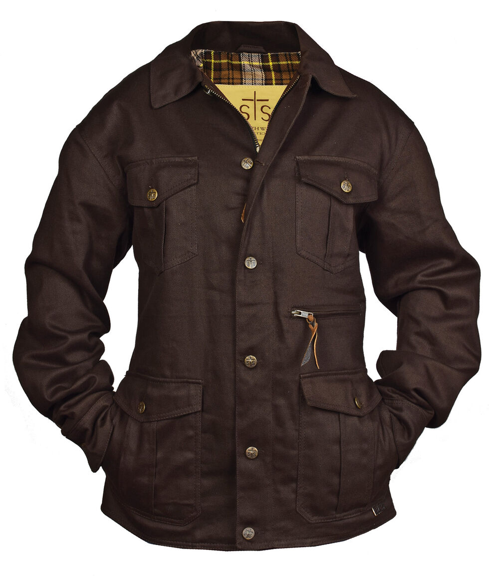 STS Ranchwear Women's Grandale Jacket - Plus, Brown, hi-res