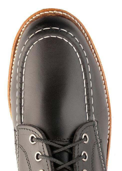 Chippewa Black Whirlwind Oxford Shoes, Black, hi-res