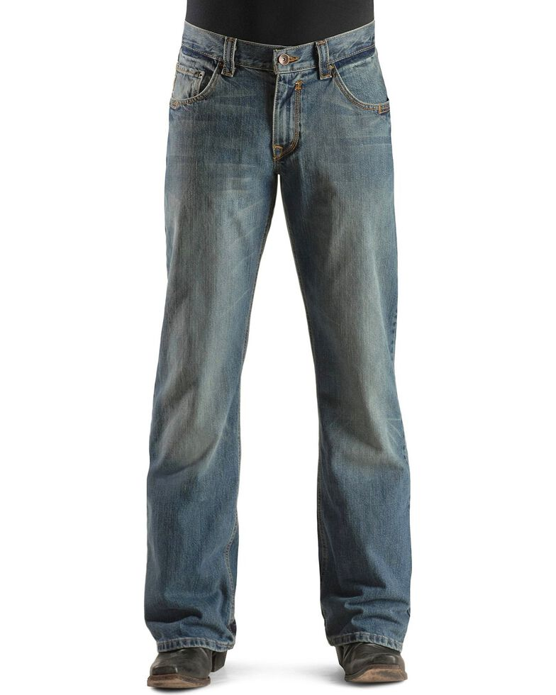 Cinch Jeans - Carter Relaxed Fit, Med Stone, hi-res