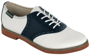 Eastland Women's Sadie Saddle Shoes , Multi, hi-res