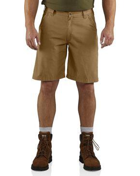 Carhartt Tacoma Ripstop Work Shorts, Khaki, hi-res