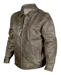 STS Ranchwear Men's Rifleman Jacket, Black, hi-res