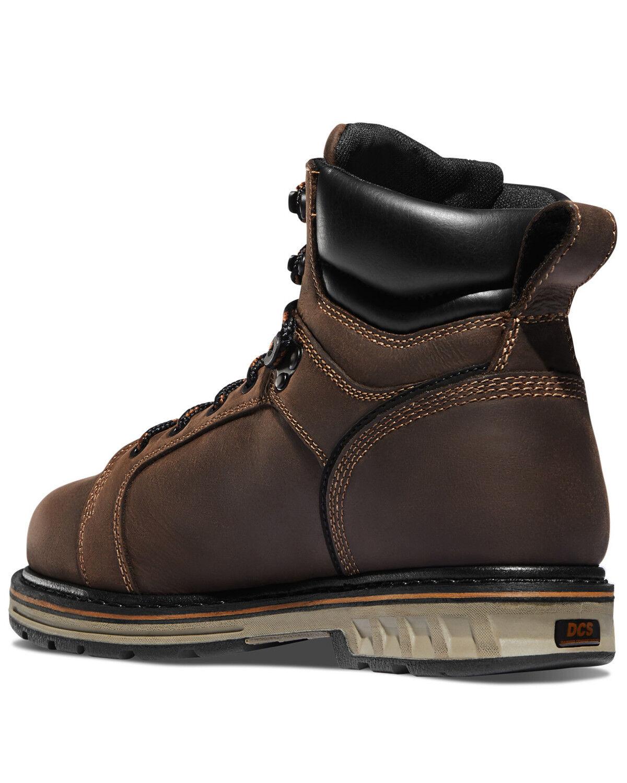 Steel Yard Work Boots - Steel Toe