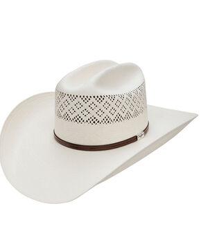 Resistol Men's 20X Jaxon Cowboy Hat, Natural, hi-res