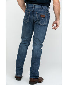 Wrangler Retro Men's Medium Stretch Boot Jeans - Long , Blue, hi-res