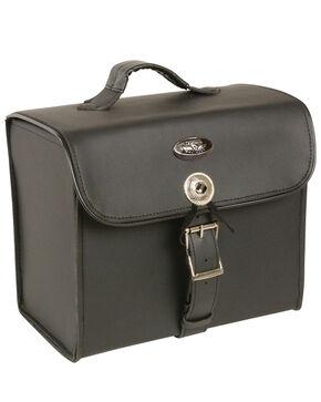 Milwaukee Leather Medium PVC Sissy Bar Carry Bag, Black, hi-res