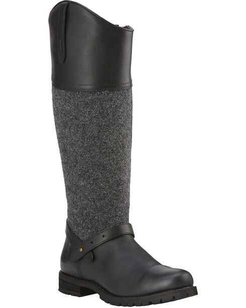 Ariat Women's Sherbourne H2O Riding Boots, Black, hi-res