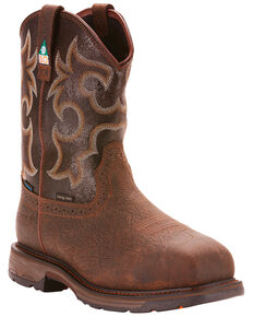 aed1dd8d33a Men's Ariat Electrical Hazard Boots - Sheplers