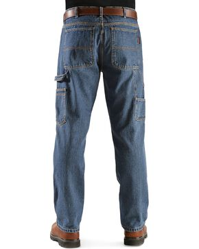 Wolverine Hammer Loop Work Jeans, Denim, hi-res