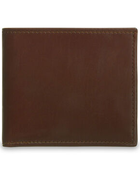 Lucchese Men's Sienna Hipster Wallet , Brown, hi-res