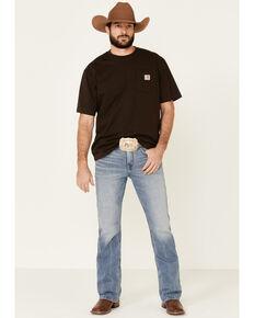Cody James Men's Flash Light-Wash Slim Bootcut Jeans, Blue, hi-res