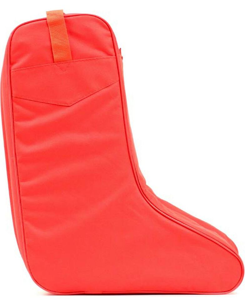 M&F Western Red Boot Bag, Red, hi-res