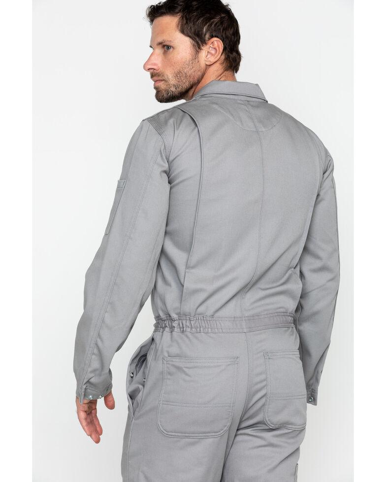 Carhartt Flame Resistant Classic Twill Coveralls - Big & Tall, Grey, hi-res
