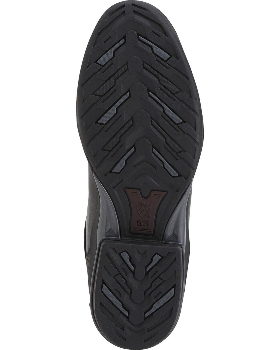 Ariat Women's V Sport Tall Zip Riding Boots, Black, hi-res