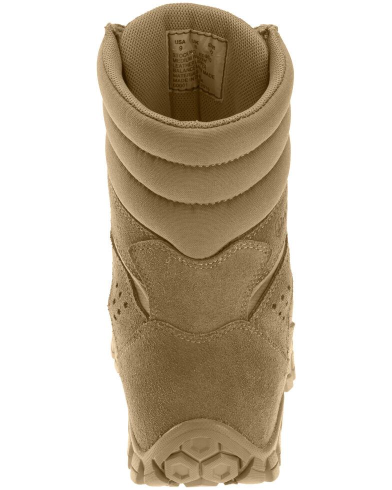 Bates Men's Cobra Hot Weather Tactical Boots - Soft Toe, Tan, hi-res