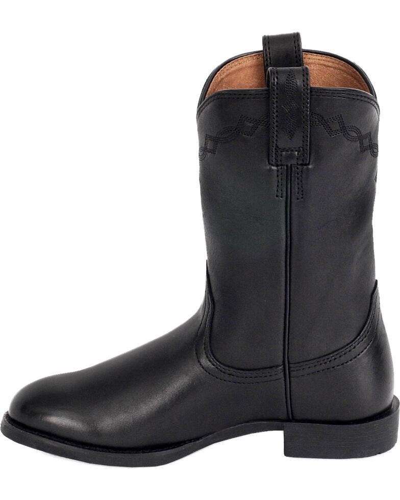 Ariat Women's Heritage Roper Boots, Black, hi-res