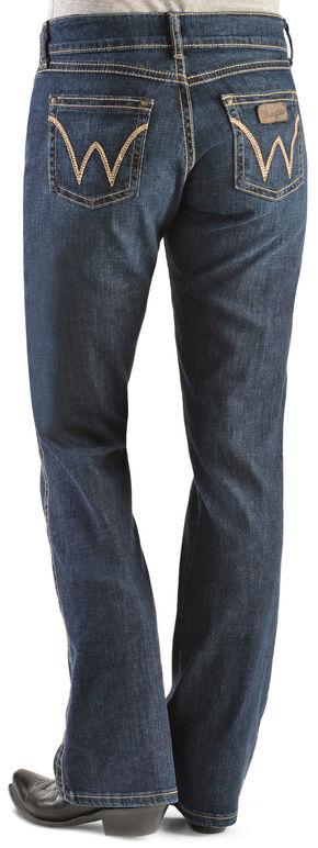 Wrangler Women's Dark Wash Retro Mae Jeans, Denim, hi-res